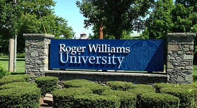 Photo of University Roger Williams University at 1 Old Ferry Rd, Bristol, RI 02809, United States