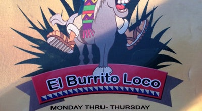 Photo of Mexican Restaurant El Burrito Loco at 5916 Harvey St, Muskegon, MI 49444, United States