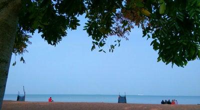 Photo of Beach Pantai kemunting at Malaysia