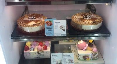 Photo of Ice Cream Shop Baskin Robbins 31 at 중구 비프광장로 21, Busan, South Korea