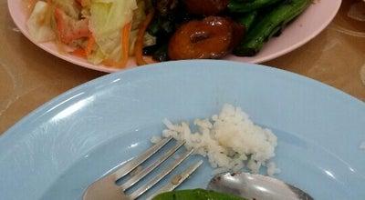 Photo of Vegetarian / Vegan Restaurant 翠园素食馆 Living Seed Vegetarian Restaurant at Ground, Penampang,  Kota Kinabalu., Malaysia