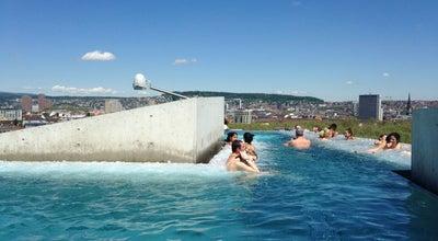Photo of Spa Thermalbad & Spa at Brandschenkestr. 150, Zürich 8002, Switzerland