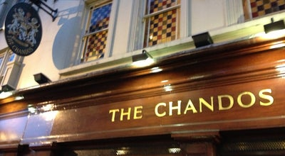 Photo of Pub The Chandos at 29 St Martin's Ln, Charing Cross WC2N 4ER, United Kingdom