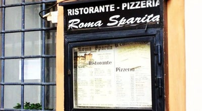 Photo of Italian Restaurant Roma Sparita at Piazza Di Santa Cecilia, 24, Roma 00153, Italy