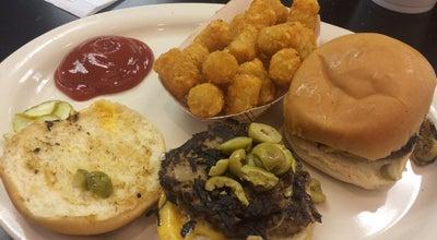 Photo of Burger Joint Hunter House Hamburgers at 609 E William St, Ann Arbor, MI 48104, United States