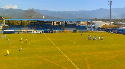 Photo of Soccer Stadium Estadio Municipal De Perez Zeledon at San Isidro, Costa Rica
