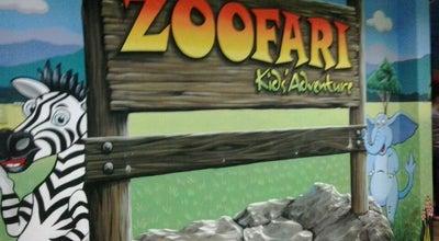 Photo of Playground Zoofari Kids' Adventure at Bacaca Rd., Davao City 8000, Philippines
