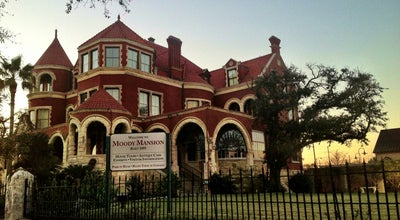 Photo of Museum Moody Mansion at 902 28th St, Galveston, TX 77550, United States
