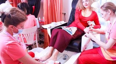 Photo of Nail Salon Пальчики салон маникюра и педикюра at Куйбышева 48/7, Екатеринбург 620026, Russia