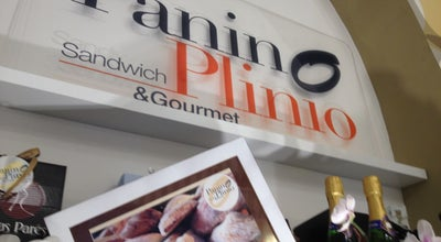 Photo of Italian Restaurant PANINO PLINIO at Via Orazio 19, Rome 00193, Italy