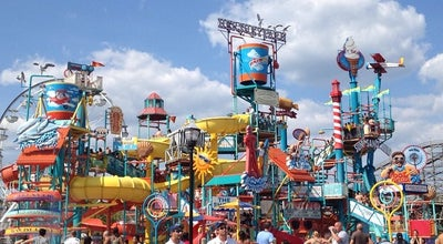 Photo of Water Park East Coast Waterworks at The Boardwalk, Hershey, PA 17033, United States