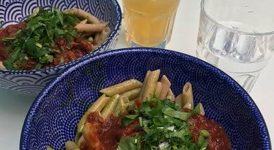 Photo of Vegetarian / Vegan Restaurant Le Botaniste at Hoornstraat 13, Gent 9000, Belgium