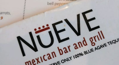 Photo of Mexican Restaurant Nueve at 851 Cherry Ave, San Bruno, CA 94066, United States