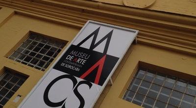 Photo of Art Museum MACS at Brazil