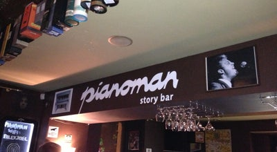 Photo of Bar Piano Man Bar at Islandijos G. 1, Vilnius 01401, Lithuania