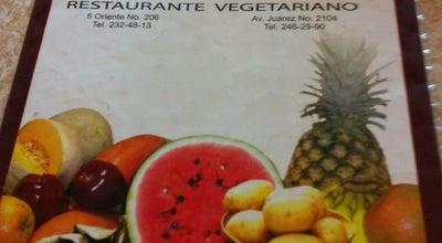 Photo of Vegetarian / Vegan Restaurant La Zanahoria at Av. Juárez 2104 C, Puebla 72090, Mexico