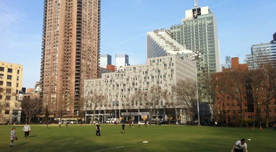 Photo of Park DeWitt Clinton Park at 11 Avenue A, New York, NY 10009, United States