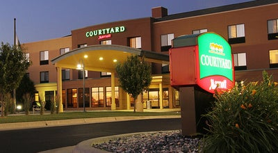 Photo of Hotel Courtyard by Mariott Fargo Moorhead, MN at 1080 28th Ave S, Moorhead, MN 56560, United States