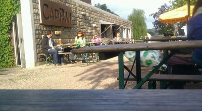 Photo of Beer Garden Caprivi at Am Spreebord, Charlottenburg 10589, Germany