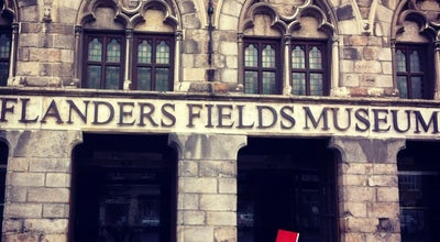 Photo of History Museum In Flanders Fields Museum at Grote Markt 34, Ieper 8900, Belgium