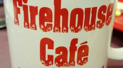 Photo of Breakfast Spot Firehouse Cafe at 1462 E Us Highway 377, Granbury, TX 76048, United States