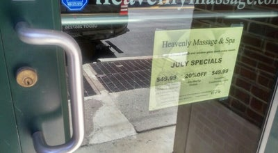 Photo of Massage Heavenly Massage at 1163 N State St, Chicago, IL 60610, United States