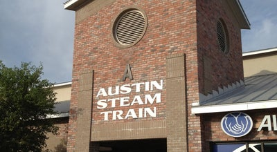 Photo of Train Station Austin Steam Train at 401 E Whitestone Blvd, Cedar Park, TX 78613, United States