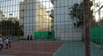 Photo of Tennis Court Γήπεδο Τέννις Μοσχάτου at Μοσχάτο, Greece
