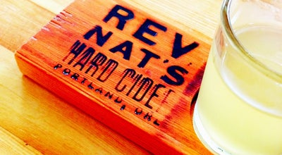 Photo of Brewery Reverend Nat's Hard Cider at 1813 Ne 2nd Ave, Portland, OR 97212, United States