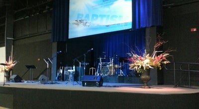 Photo of Church Seabreeze Church at 18162 Gothard St, Huntington Beach, CA 92648, United States