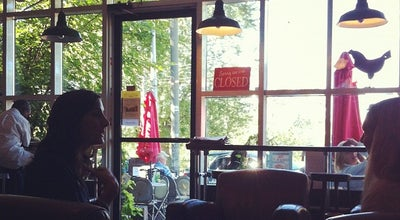 Photo of Cafe Rooster Coffee House at 479 Broadview Ave, Toronto, ON M4K 2N4, Canada