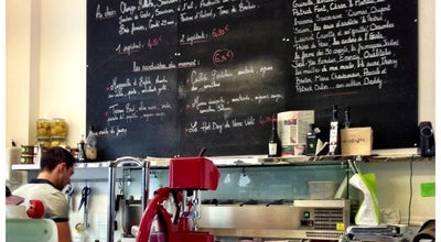 Photo of Sandwich Place Le Verre Volé - L'Épicerie at 54 Rue De La Folie-méricourt
