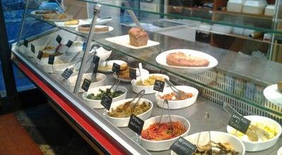 Photo of Vegetarian / Vegan Restaurant Mens@Sana at Via Lanzone, 3, Milano, Italy