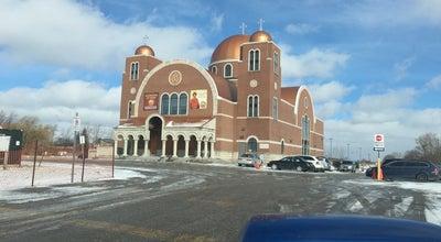 Photo of Church St Panteleimon Greek Orthodox Church of Markham at Markham, On, Canada