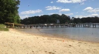 Photo of Beach West Severna Park Beach at Severna Park, MD 21146, United States