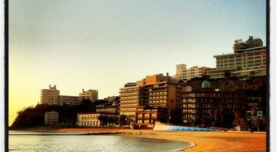 Photo of Beach 西浦温泉バームビーチ at 西浦町塩柄, 蒲郡市, Japan
