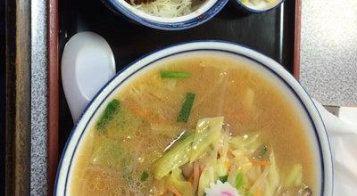 Photo of Japanese Restaurant まるた食堂 at 花園町7-27, 福島市, Japan