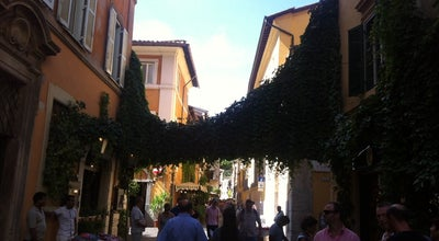 Photo of Neighborhood Rione XIII - Trastevere at Trastevere, Roma 00153, Italy