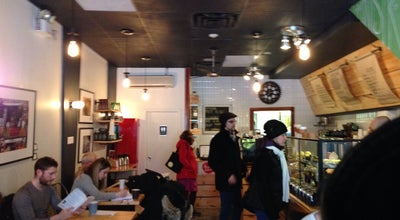 Photo of Coffee Shop The Ministry of Coffee at 279 Elgin St, Ottawa, On K2P 1M1, Canada
