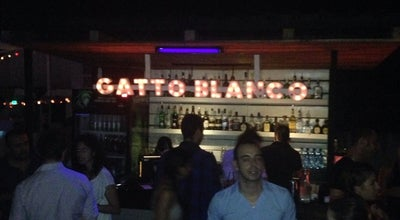Photo of Cocktail Bar Gatto Blanco at Ave B, Panamá, Panama