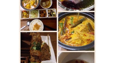 Photo of Vegetarian / Vegan Restaurant 熱浪島南洋蔬食茶堂 at 台中巿南屯區大墩十街331號, Taiwan