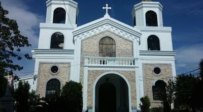 Photo of Church Parish Church at Mandurriao, Iloilo City, Philippines