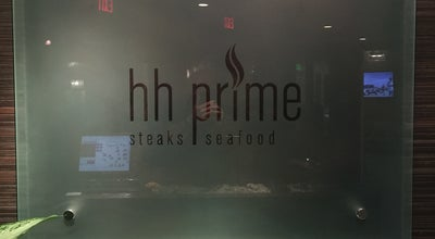 Photo of Steakhouse HH Prime Steaks and Seafood at 23 Ocean Ln, Hilton Head Island, SC 29928, United States