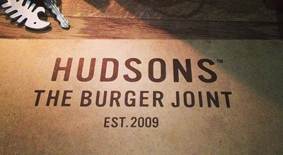 Photo of Burger Joint Hudsons - The Burger Joint at Shop 1a, 25 Protea Rd, Claremont, South Africa