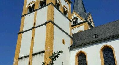 Photo of Church Florinskirche at Florinsmarkt, Koblenz 56068, Germany