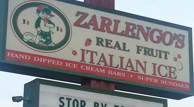 Photo of Ice Cream Shop Zarlengo's Italian Ice and Gelato at 257 W Joe Orr Rd, Chicago Heights, IL 60411, United States