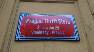 Photo of Thrift / Vintage Store Prague Thrift Store at Šumavská 1000/29, Prague 120000, Czech Republic