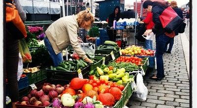 Photo of Farmers Market Farmářské trhy Náplavka at Rašínovo Nábřeží, Praha 120 00, Czech Republic