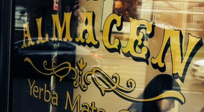 Photo of Cafe El Almacen Yerba Mate Cafe + Gallery at 1078 Queen St W, Toronto, ON, Canada