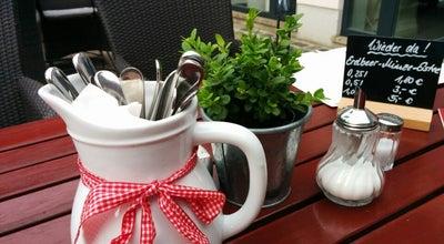 Photo of Cafe Backwirtschaft Wippler at Söbrigener Str. 1, Dresden 01326, Germany